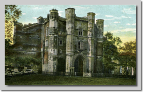 Thornton Abbey 1911